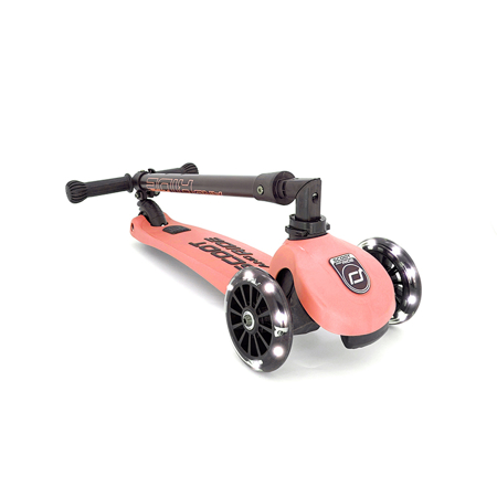 Slika za Scoot & Ride® Dječji romobil Highwaykick 3 Peach LED