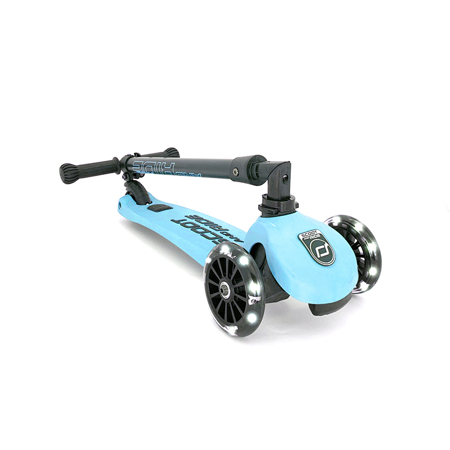Slika za Scoot & Ride® Dječji romobil Highwaykick 3 Blueberry LED