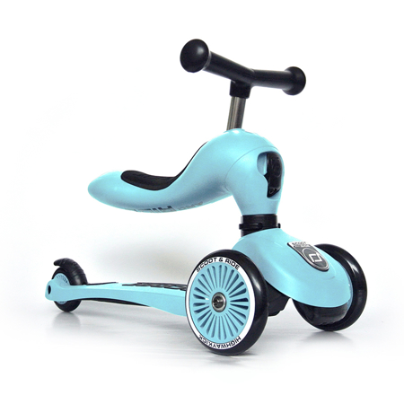 Slika za Scoot & Ride® Dječja guralica i romobil Highwaykick 1 Blueberry