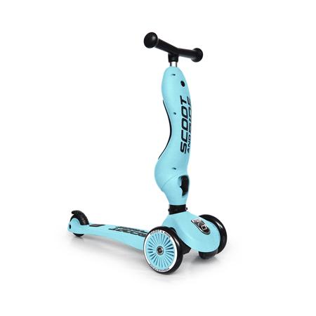 Slika za Scoot & Ride® Dječja guralica i romobil Highwaykick 1 Blueberry