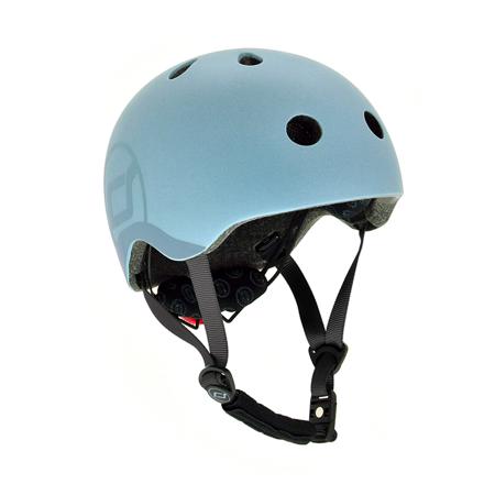 Slika za Scoot & Ride® Dječja kaciga S-M (51-55cm) Steel