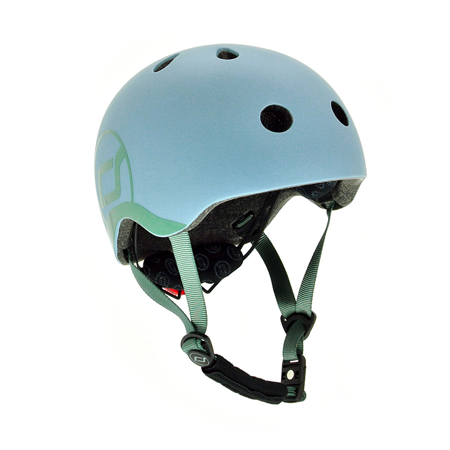 Slika za Scoot & Ride® Dječja kaciga XXS-S (45-51cm) Steel