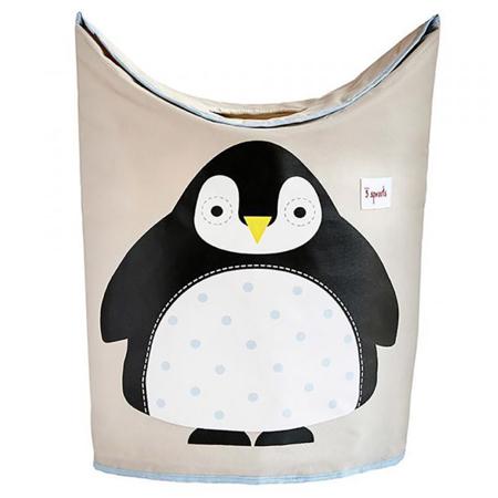 Slika za 3Sprouts® Koš za igrače in perilo Pingvin