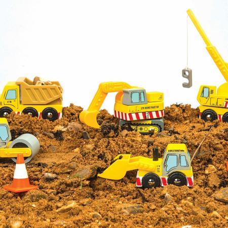 Slika za Le Toy Van® Gradbena Vozila