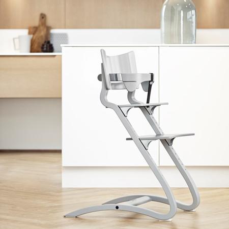 Slika za Leander® Otroški stol za hranjenje Grey