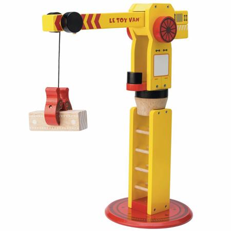 Slika za Le Toy Van® Gradbeno dvigalo