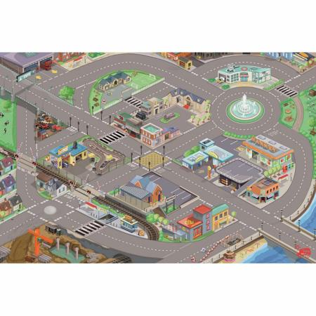 Slika za Le Toy Van® Preproga Town 120x80