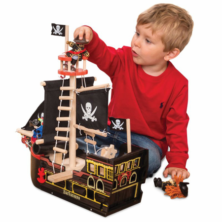 Slika za Le Toy Van® Gusarska ladja Barbarossa