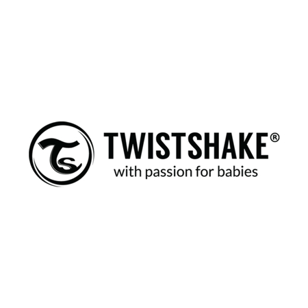 Slika za Twistshake® Steklena steklenička Anti-Colic 260ml Pastel Blue