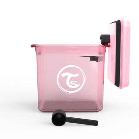 Slika za Twistshake® Posuda za pohranjivanje 1700ml Pastel Pink