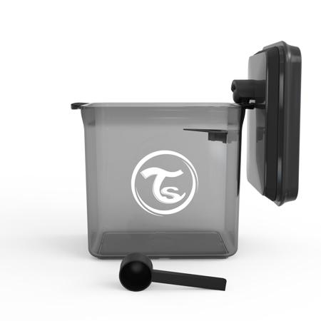 Twistshake® Posuda za pohranjivanje 1700ml Black