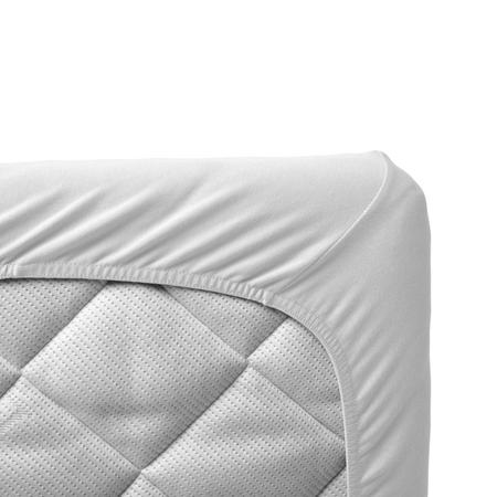 Leander® Dječja plahta Blue za krevetić Baby 2 komada 120x60