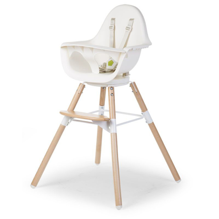 Slika za Childhome® Otroški stol Evolu ONE.80° Natural