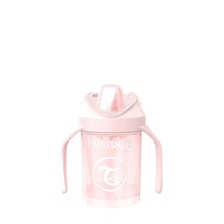 Slika za Twistshake® Lonček Mini Cup 230ml (4+m) Pearl Pink