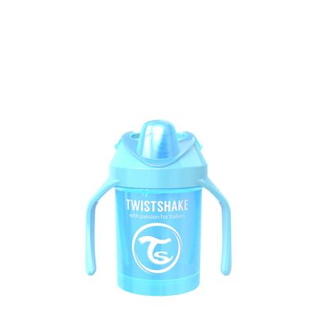Slika za Twistshake® Lonček Mini Cup 230ml (4+m) Pearl Blue