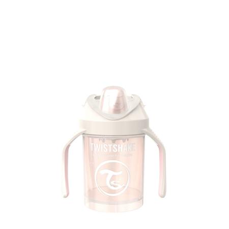 Slika za Twistshake® Lonček Mini Cup 230ml (4+m) Pearl Champagne