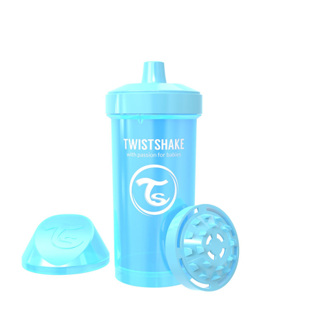 Slika za Twistshake® Lonček Kid Cup 360ml (12+m) Pearl Blue