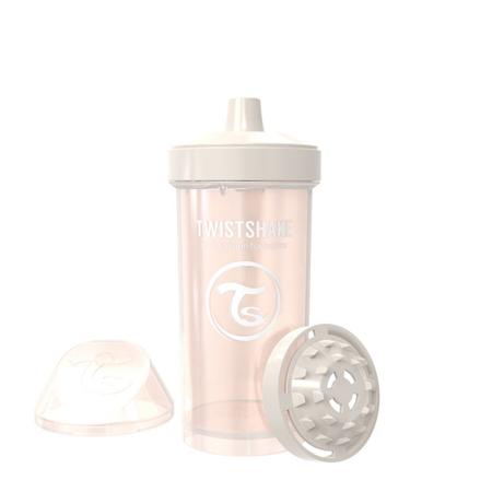 Slika za Twistshake® Lonček Kid Cup 360ml (12+m) Pearl Champagne