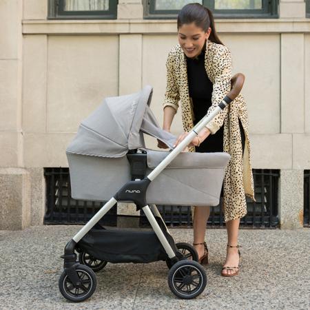Nuna® Košara za novorođenče Triv™ Caviar