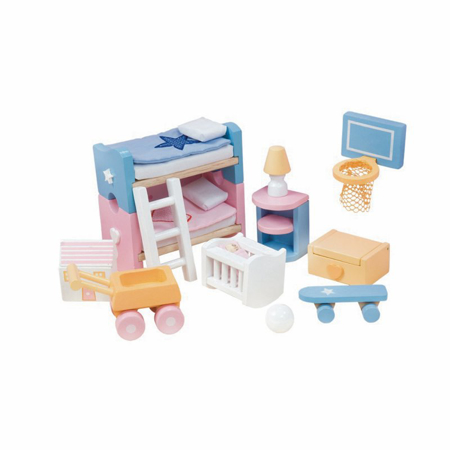 Slika za Le Toy Van® Otroška soba Sugarplum