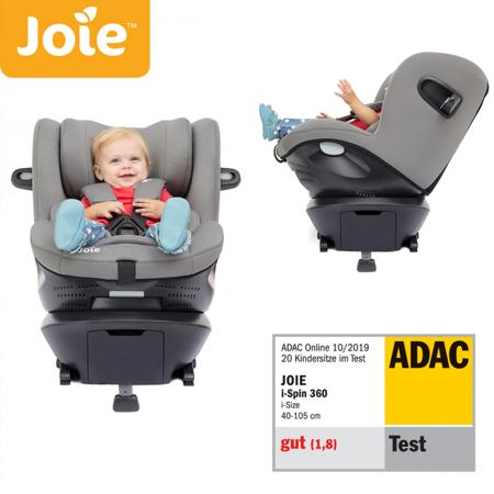 Slika za Joie® Otroški avtosedež i-Spin 360™ i-Size 0+/1 (0-18 kg) Coal