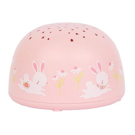 Slika za A Little Lovely Company® Projektor Bunny