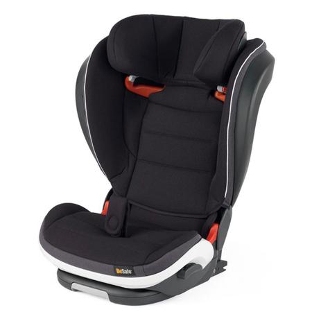 Slika za  Besafe® iZi Flex Fix i-Size dječja autosjedalica 2/3 (15-36kg) (100-150 cm) Midnight Black Mélange