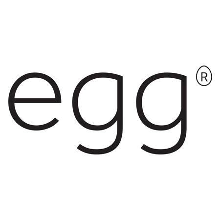 Egg by BabyStyle® Tandem sedež Shadow Black