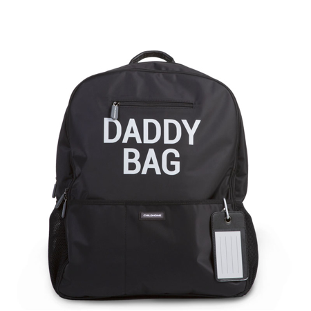 Slika za Childhome® Nahrbtnik Daddy Bag Black