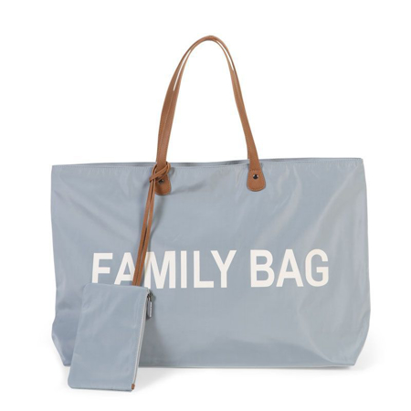Childhome® Torba Family Bag Light Grey