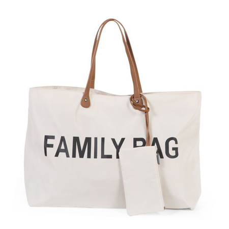 Childhome® Torba Family Bag White
