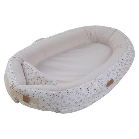 Slika za Voksi® Gnezdece za dojenčka Premium Grey Moon