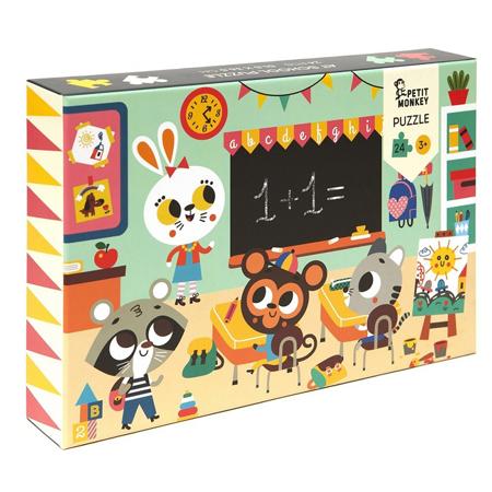 Slika za Petit Monkey® Puzzle Škola