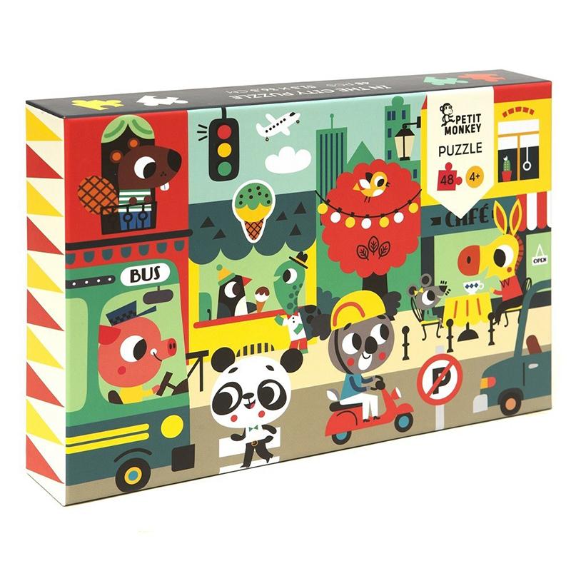 Slika za Petit Monkey® Puzzle Mjesto
