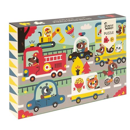 Slika za Petit Monkey® Puzzle Cesta