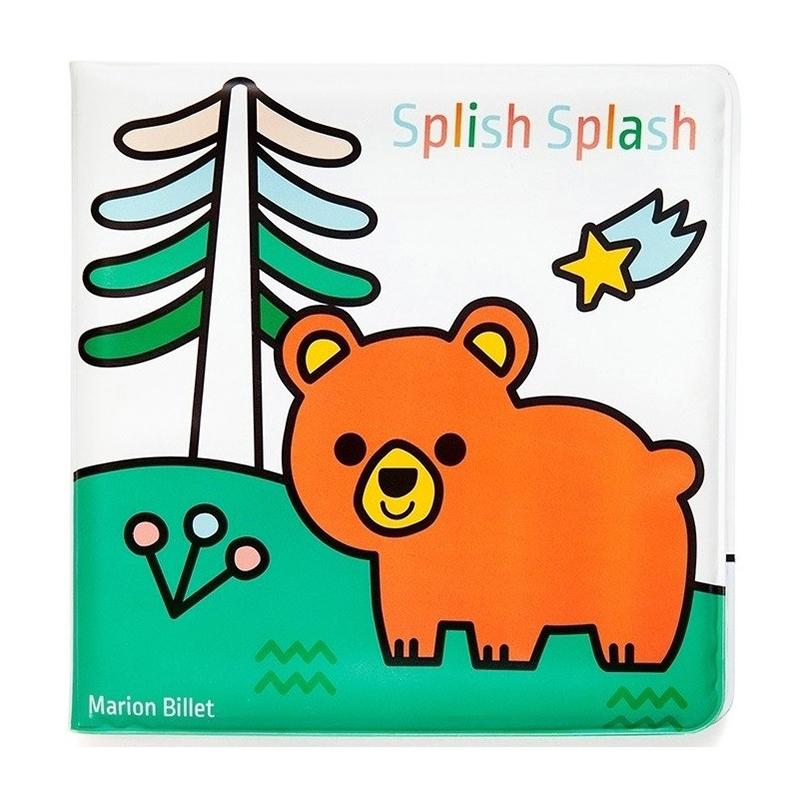 Slika za Petit Monkey® Čarobna knjiga za kupku Splish Splash Land