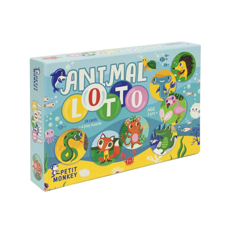 Slika za Petit Monkey® Loto Animals
