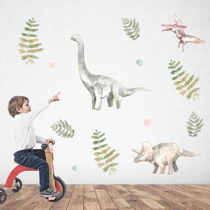 Slika za Pick Art Design® Zidne naljepnice Dinosaur