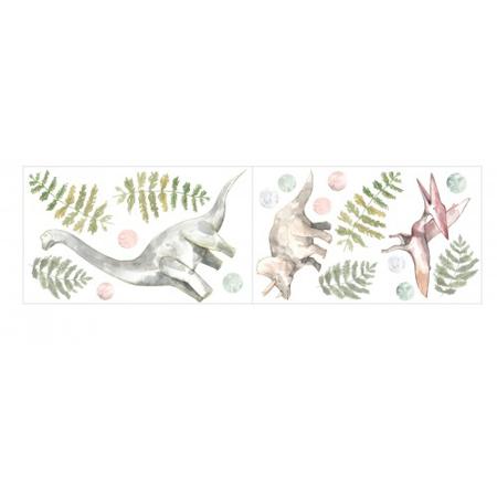 Slika za Pick Art Design® Stenske nalepke DinozavrI