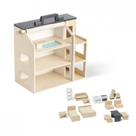 Slika za Kids Concept® Lesena hiša Aiden