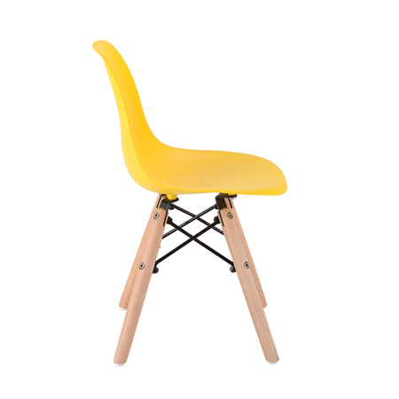 Slika za EM Furniture Eiffel Dječja stolica Yellow