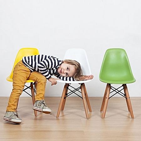 Slika za EM Furniture Eiffel Dječja stolica Green