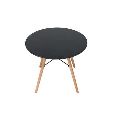 EM Furniture Dječji stolić Black
