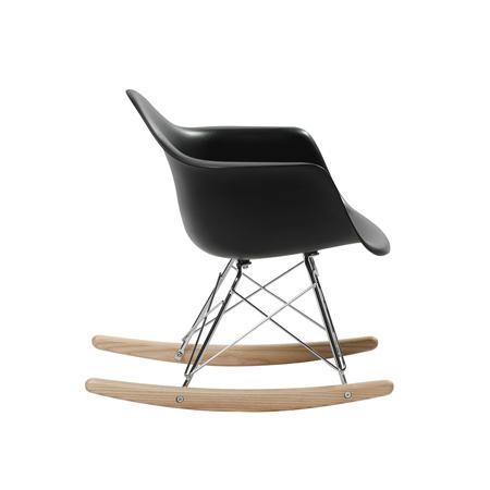 Slika za EM Furniture RAR Dječja ljuljačka stolica Black