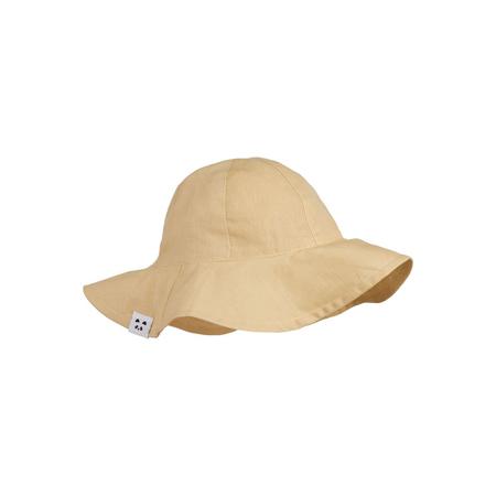 Slika za Liewood® Dorrit Šeširić sa UV zaštitom Smoothie Yellow 3-4 L