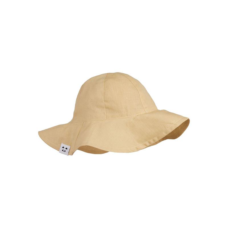 Slika za Liewood® Dorrit Šeširić sa UV zaštitom Smoothie Yellow