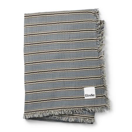 Slika za Elodie Details® Mekana pamučna dekica Sandy Stripe