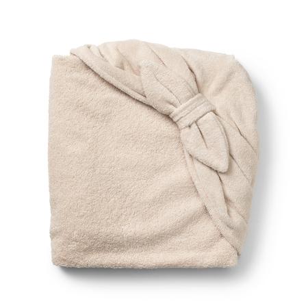 Elodie Details® Ručnik s kapuljačom Powder Pink Bow 80x80