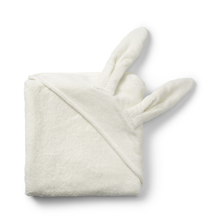 Slika za Elodie Details® Brisača s kapuco Vanilla White Bunny 80x80