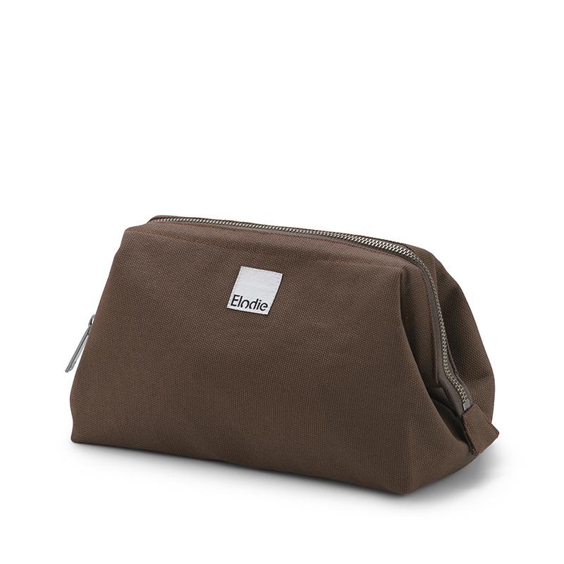 Slika za Elodie Details® Toaletna torbica Zip&Go Chocolate